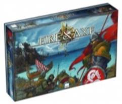 Fire & Axe - A Viking Saga (1st Edition)
