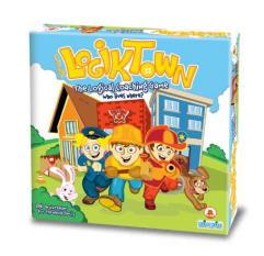 Logiktown - The Logical Coaching Games