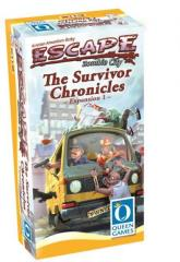 Escape - Zombie City Expansion #1, The Survivor Chronicles