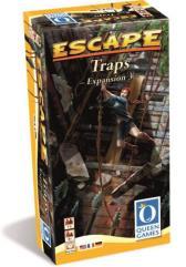 Escape Expansion #3 - Traps