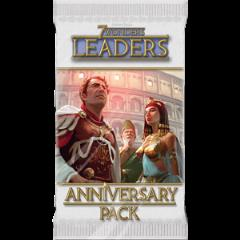 7 Wonders - Leaders Anniversary Pack Expansion