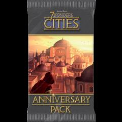 7 Wonders - Cities Anniversary Pack Expansion