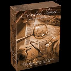 Sherlock Holmes - Consulting Detective, The Thames Murders and Other Cases