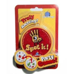 Spot It - Peg Edition