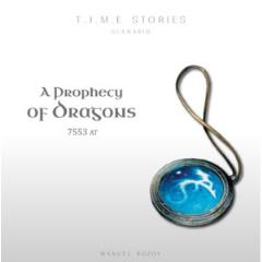 T.I.M.E. Stories - A Prophecy of Dragons Expansion