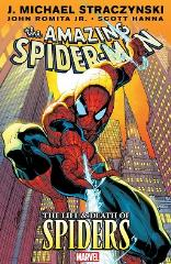 Amazing Spider-Man, The Vol. 4 - The Life and Death of Spiders