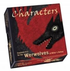 Werewolves of Miller's Hollow, The -  Characters