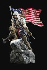 Assassin's Creed III - Connor Statue & Journal