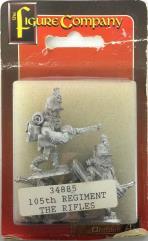 105th Regiment - The Rifles