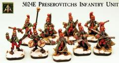 Preserovitchs Dismounted Cavalry Unit