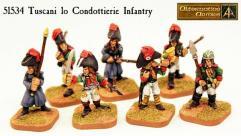 Tuscani 1o Condottierie Line