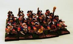 Von Rotte Line Infantry