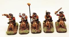 Von Rotte Cuirassiers - Unit Pack