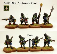 18th Al-Garvey Foot