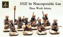 1st Noncorporialski Line