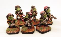 Montagna Bucati Light Infantry - Todoroni
