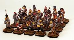 Witchlands Dogman Line Unit
