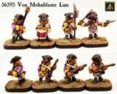 Von Mohnblume Skirmish Pack