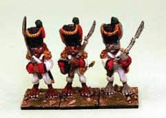 Burrovian Guardsmen