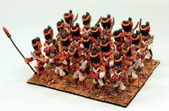 Burrovian Guard Unit