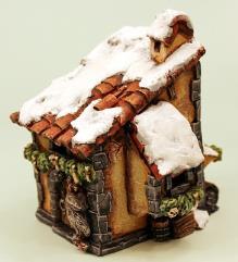 Cryptmass Goblin House