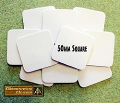 50mm Square Bases