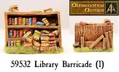 Barricade - Library