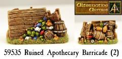 Barricade - Ruined Apothecary