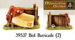 Barricade - Bed