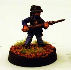 Iron Brigade - Advancing