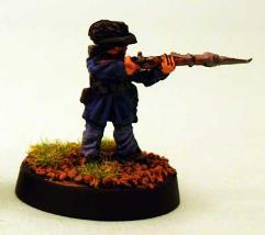 Iron Brigade - Firing