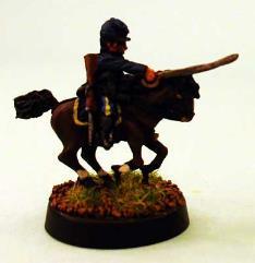 Union Cavalryman w/Sabre