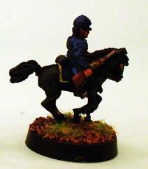 Union Cavalryman w/Carbine