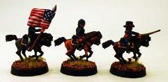 Union Cavalry Command