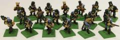 "Albion 105th Foot ""The Rifles"""