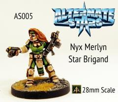 Nyx Merlyn Star Brigand