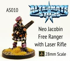 Neo Jacobin - Free Ranger w/Laser Rifle