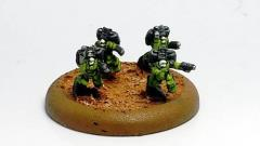 Grenadier Jump Platoon