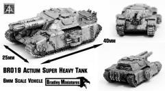 Actium Superheavy Tank