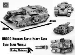 Kourian Superheavy Tank