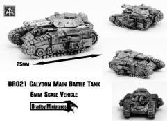 Calydon Battle Tank