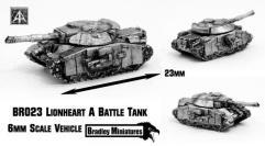 Lionheart A Battle Tank
