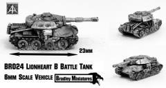 Lionheart B Battle Tank