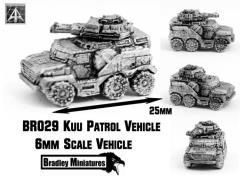 KUU Patrol Vehicles