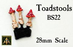Toadstolls