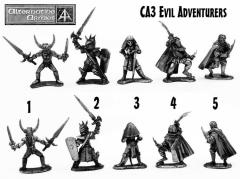 Evil Adventurers
