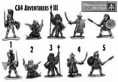 Classic Adventurers III