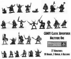 Classic Adventurer Multitude #1