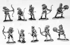 Dismounted Crystal Dragoons