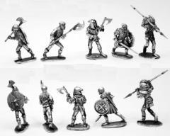 Crystal Elf Militia